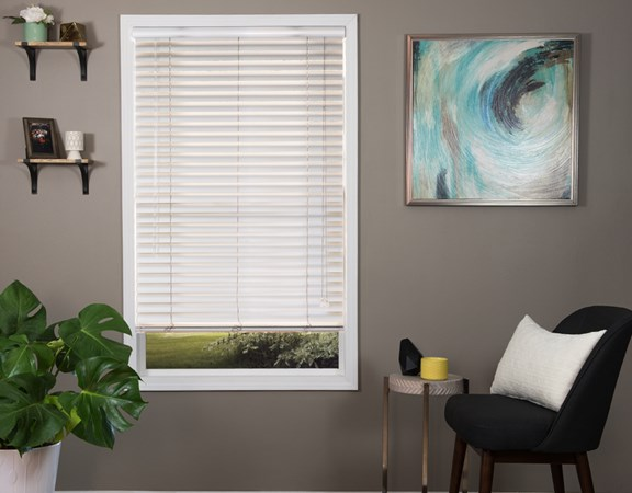 2 inch aluminum mini blind