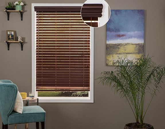 Faux Wood Blinds Window Blinds Simplified Justblinds